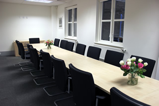 Meeting Rooms for hire in Oxford